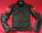 "DAINESE D-DRY CORDURA MOTORCYCLE JACKET UK 38"" CHEST  EU 48 SMALL"